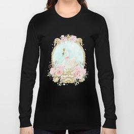 The shabby Swan Long Sleeve T-shirt