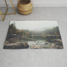 Serenity - Landscape Photography Rug