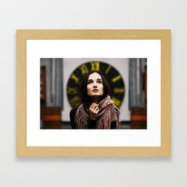 Saint Miroslava Framed Art Print