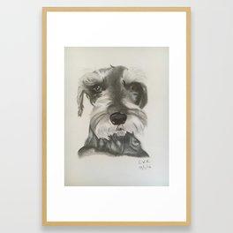 Jed III Framed Art Print