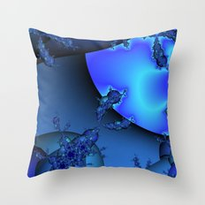 Into Another Dimention  Throw Pillow