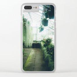 Mattsan Clear iPhone Case