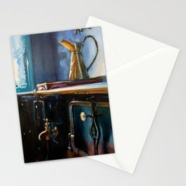 In Monet's Kitchen Stationery Cards