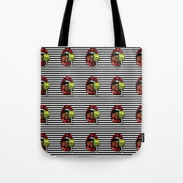 Pop art lolipop Tote Bag