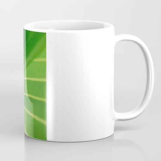Leaf / Hosta with Drop (2) Mug