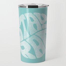 Stay Rad (Turquoise) Travel Mug