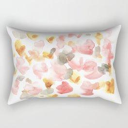 170722 Colour Loving 23 |Modern Watercolor Art | Abstract Watercolors Rectangular Pillow
