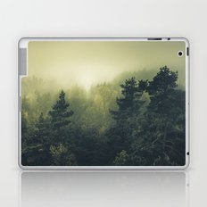 Forests never sleep Laptop & iPad Skin