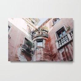 Pastel Paint Metal Print