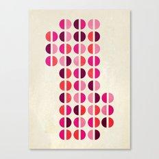 halfsies II Canvas Print