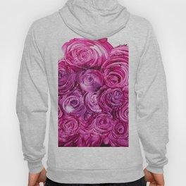 Pink roses Hoody