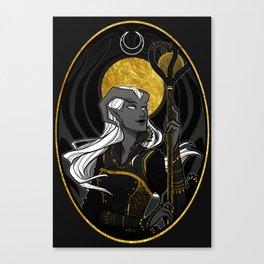 zahra Canvas Print