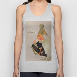 """""""I'm a bad person and I'm trying to rebuild? Help me?"""" Unisex Tank Top"""