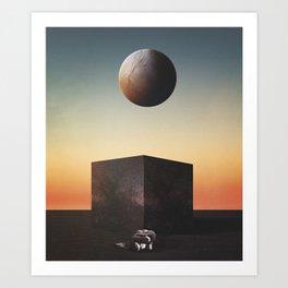 R trip Art Print