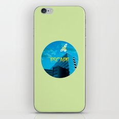 Escape iPhone & iPod Skin