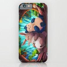 Snooze Patrol iPhone 6s Slim Case