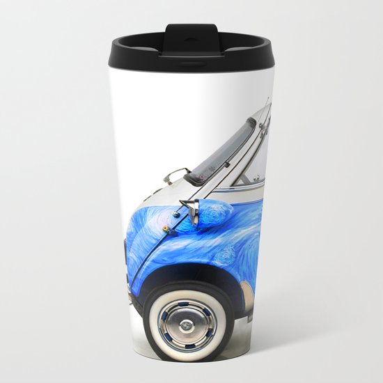 Van Goghetta ? Metal Travel Mug