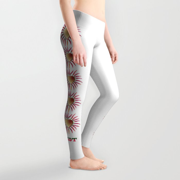 Some Like It Hot! Leggings