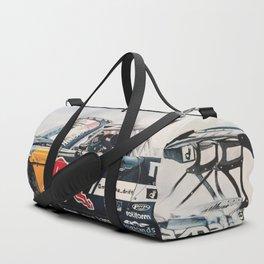 Mad Mike Drift Car Duffle Bag