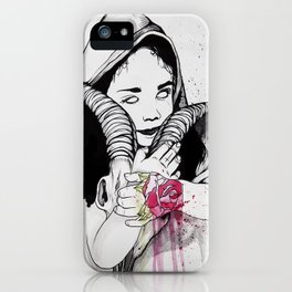 Love Never Dies iPhone Case