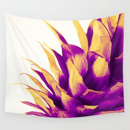 Pineapple Color Pop Wall Tapestry