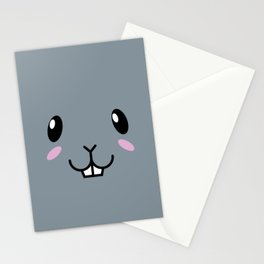 Baby Bunny. Kids & Puppies Stationery Cards