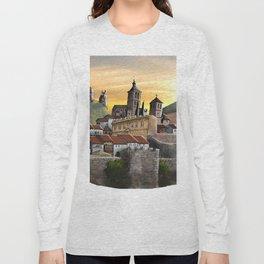 Cogolludo Sunrise Long Sleeve T-shirt