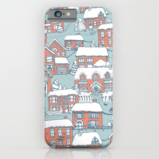 Christmas Village  iPhone & iPod Case