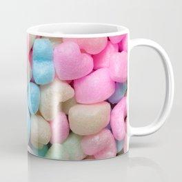 Pastel hearts! Coffee Mug