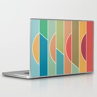 u2 Laptop & iPad Skins featuring 4 Degrees by Rick Crane