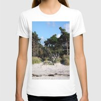 german T-shirts featuring German coast by anru