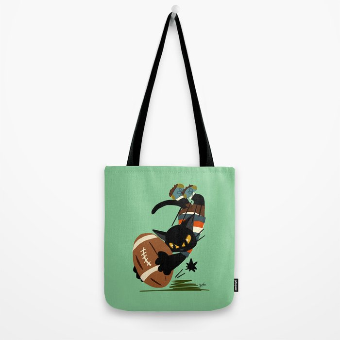 Try! Tote Bag
