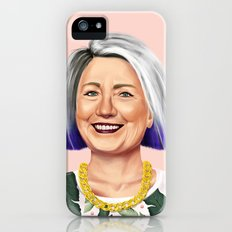 Hipstory - Hillary Clinton iPhone (5, 5s) Slim Case