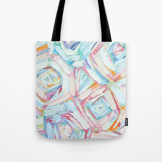 Coastal Umbrellas Tote Bag