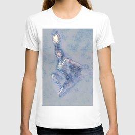 Isis sketch and wash T-shirt