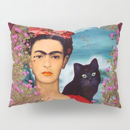 Frida Kahlo   c Pillow Sham
