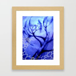 Century - Passing of the Century Plant Framed Art Print