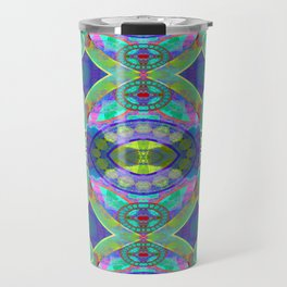 Boujee Boho Cooling Medallion Travel Mug