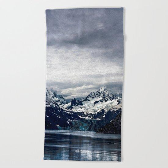 Majestic Landscape Beach Towel