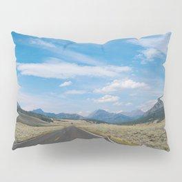 Yellowstone National Park Pillow Sham
