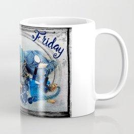 Friday Shoes Coffee Mug