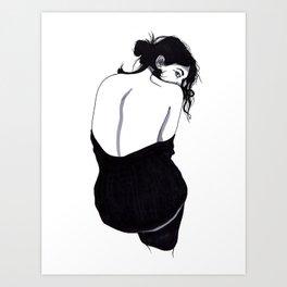 slow, slow Art Print