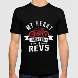 Motorcycling Gifts for a Motorbike Fan T-shirt