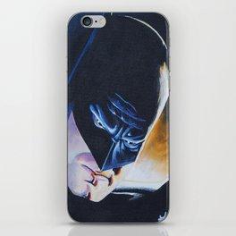 Bat man iPhone Skin