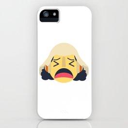 Usopp Emoji Design iPhone Case