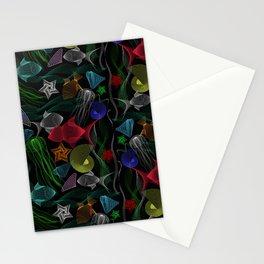 Océano de colores Stationery Cards