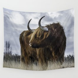 Highlander 3 Wall Tapestry