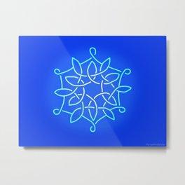 Christmas Artwork #7 (2018) Metal Print