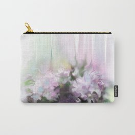 lilac2 Carry-All Pouch