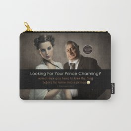 Beauty & Beast Carry-All Pouch